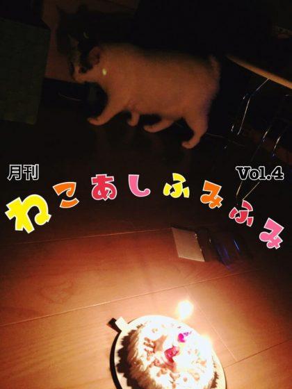 月刊ねこあしふみふみ Vol.4