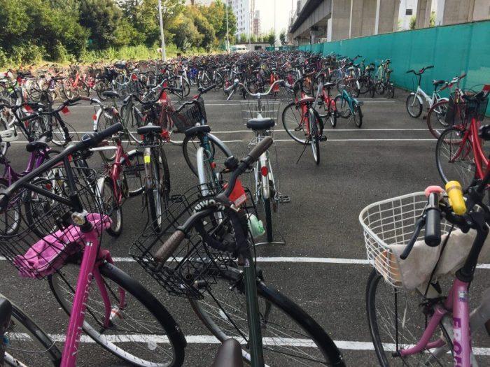 自転車の呪い