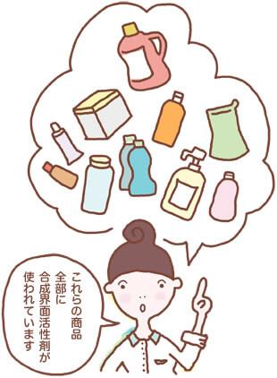 【界面活性剤】美肌になるためにチェックしておきたい要注意成分の基礎
