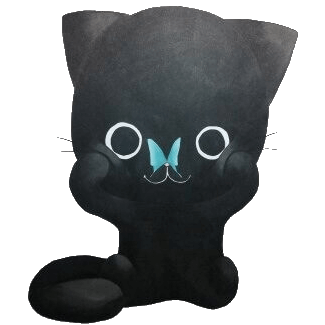 名前の由来から誕生秘話まで!? いつも出てくる黒猫の謎