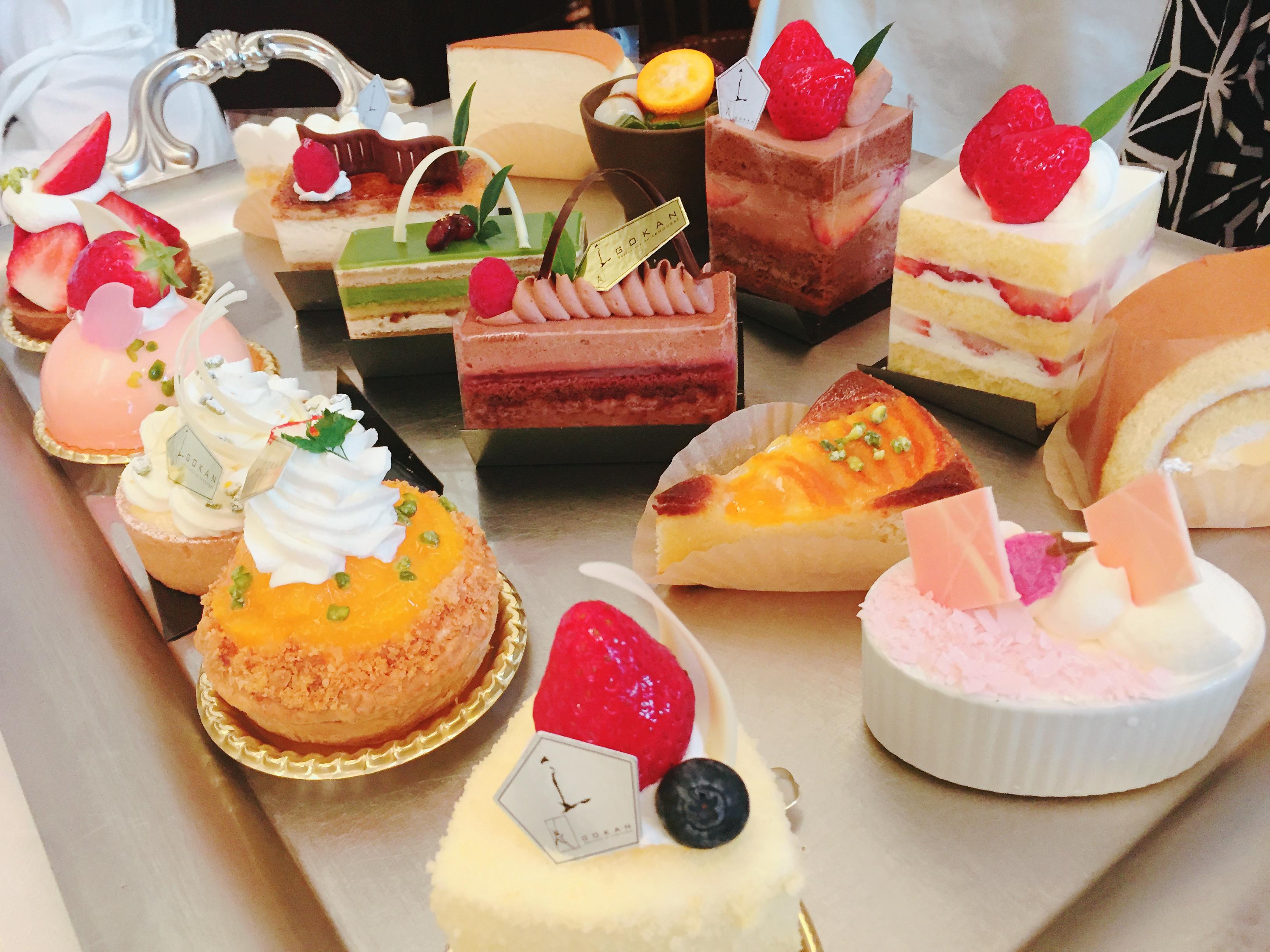 【五感】お菓子職人が作る彩り豊かな本格スイーツのお店