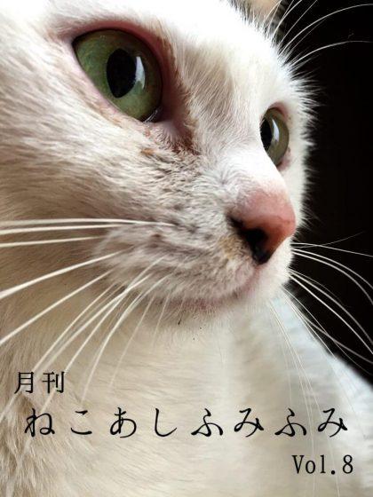 月刊ねこあしふみふみ Vol.8